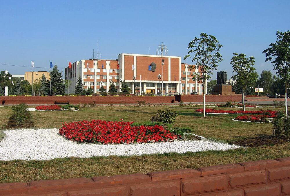 площадь Орехово-Зуево